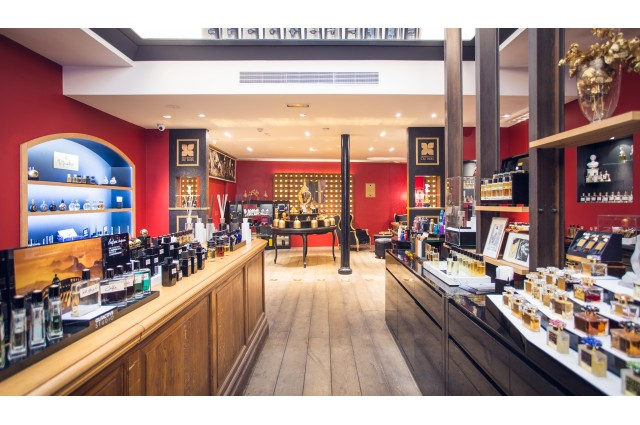 Stores Jovoy Mayfair